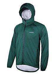 Outto Men's Long Sleeve Outdoor Breathable Hoodie Top