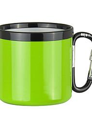 Открытый 400ML алюминиевого сплава чашка перемещения