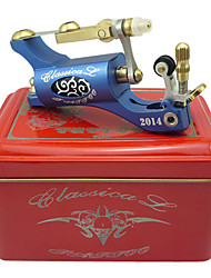 High Quality Rotary Tattoo Machine Gun mit einer Classic Red Box