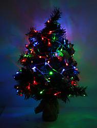 10M 100-LED della luce rossa del LED Luce di Natale Decorazioni Luce String (220V)
