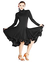 Dancewear viscosa abito da ballo per le signore