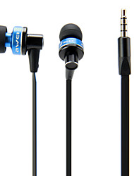 High Performance In-ear Stereo Earphones With Mic&Control ,Bass Headset For Iphone,Ipad,Ipod
