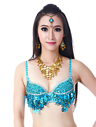 Belly Dance Tops Women's Training Polyester