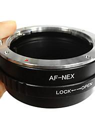 EMOLUX Sony Minolta MA AF à Nex Lens Adapter Converter E-Mount pour Sony Nex-7 Nex-6 NEX-5 NEX-3
