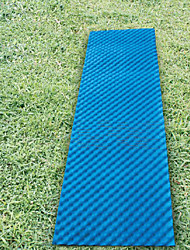 "71""L Himalaya Egg Wave Style Polyester Filler Sleeping Mat"