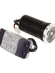 Puce anti-éblouissement Blanc Naturel CRI> 83 Ampoule spot LED (100-240V) Spotlight 12W COB 1260LM 5000K sharp led