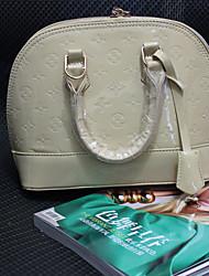 Backroom Trendy Single Shoulder Tote/Crossbody(Cream)