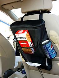 Preto Multifuncional saco de armazenamento para o carro moderno