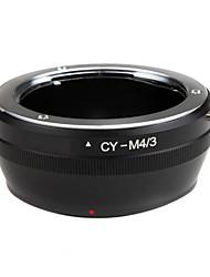 EMOLUX Contax Yashica C / Y объектива для Micro 4/3 адаптер E-P3 E-PL2 E-P2 E-PM1 G1 G2 G10 GF3 GH2