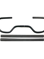 Bike Handlebar Mountain Bike/MTB Black Aluminium Alloy