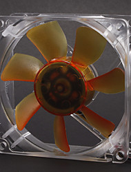 AK-182-Ultra-Quiet L2B 8cm Long Life PC Case Fan