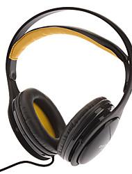 S222 potente Bass On-Ear Stereo HI-FI Cuffie Musica
