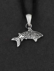 Vivid Alloy Whale Gothic Lolita Necklace