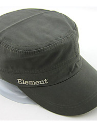 Men Cotton Blend Military Hat , Casual All Seasons