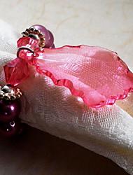 Акриловое кольцо для салфеток