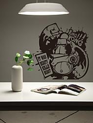 Animal King Kong Wall Stickers