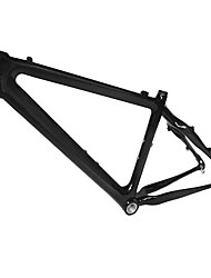 MB-NT102 MTB Bicycle Full Carbon Black Frame