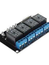 4-канальный релейный модуль расширения ввода для (для Arduino)