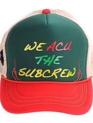 Adjustable Simple Hip-hop Truck Cap (Multicolor)