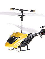 Chen Fei 3.5ch Mini RC Helicopter with Gyro (Yellow)