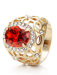 Xinguang délicat anneau de Zircon