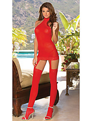 Sweet Lady Polyester Women's Lingerie Sexy Uniform