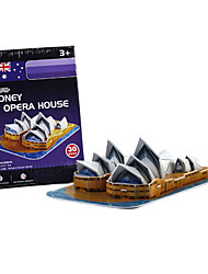3D Country Mini Sydney Opera House-30 Pieces