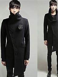 Men's Coats & Jackets , Cotton Casual PPZ