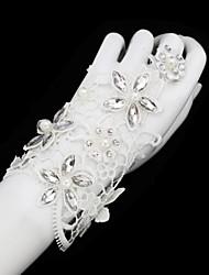 Acryl Dames Armbanden Bergkristal