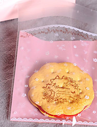 10 Piece/Set Favor Holder - Creative Plastic Cookie Bags Non-personalised