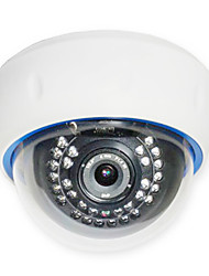 Sinocam® 1.3MP 4mm Onvif P2P IP Dome Camera IP Dome  Camera Support Video Push Optical Zoom In,P2P