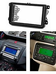 Radio Fascia Facia Trim Install Kit for Volkswagen/Skoda/Seat