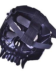Azul Guerra Máscara do Mal
