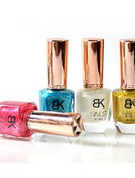 BK розовое масло для ногтей No.1-6