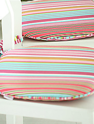 "Rainbow Chair Pad, Polyester 18""*17"""