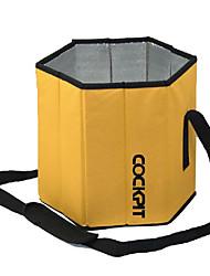 Moda Cilindro Lidded Storage Box per auto - 2 colori disponibili
