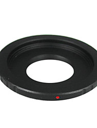 Black camera C Movie Lens to Fujifilm X Mount Fuji X-Pro1 Camera Adapter Ring C-FX