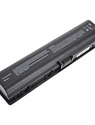 5200mAh Laptop Battery for HP DV2000 DV2100 DV2200 Black