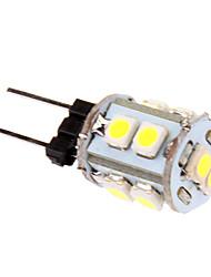 1w g4 led luces de maíz t 10 smd 2835 60-80lm fresco blanco dc 12 v