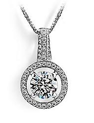 Honeybaby Collier diamant