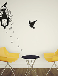 Animal Flying Pigeon Wall Stickers