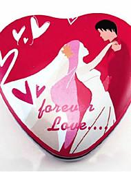 """Forever Love"" Candy Favor Tins - Set of 12"