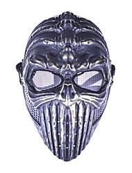 Máscara dourada Monstro roxo Guerra