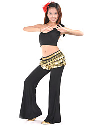 Vêtements en polyester Belly Dance tenues pour dames
