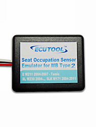 Bezettingsdetectie Beroep Sensor Srs Emulator voor Mercedes-Benz Type 2
