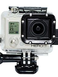 Accessoires pour GoPro Etui de protection / Filtre de LentillePour-Caméra d'action,Gopro Hero 2 / Gopro Hero 3Roller / Motoneige / Ski /