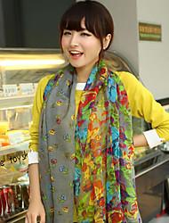 Alin-kiss Fashion Chiffon Scarf(SJ060)