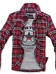 Men's Casual Shirts Casual YNK