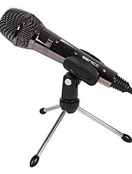 SENICC SM-079  Computer Microphone with Rotatable Holder and Option Adapter Cable