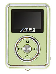 1.2 Inch OLED MP3 Music Player (2GB)